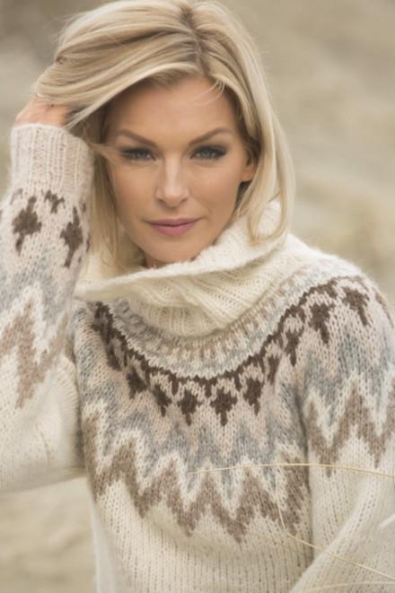 Garn til Katrine genseren fra Farmen