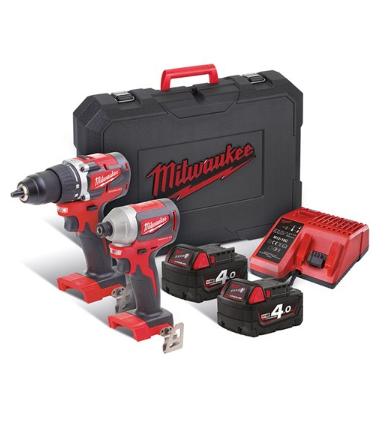 Kampanje på Milwaukee verktøypakke – 38 % rabatt